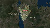 Burundi heightens border surveillance with DRC over Ebola concerns