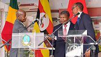 Uganda, Rwanda presidents agree ceasefire after Angola, Congo mediation