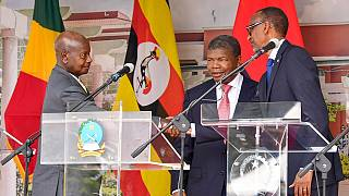 Uganda, Rwanda presidents agree ceasefire after Angola, Congo mediation