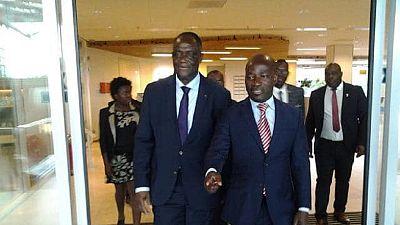 Côte d'Ivoire : Blé Goudé reçoit des émissaires de l'ex-président Bédié