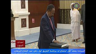 Le Soudan a investi son nouveau Premier ministre