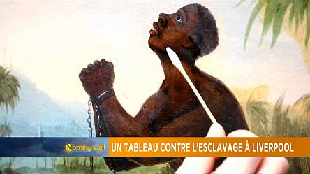 Un tableau pour commémorer la fin de la traite négrière [The Morning Call]