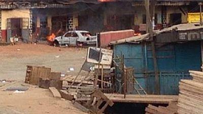 Cameroon's Bamenda on lockdown after sentencing of separatist leaders