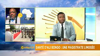 Gabon magistrate suspended over Bongo hearing [The Morning Call]