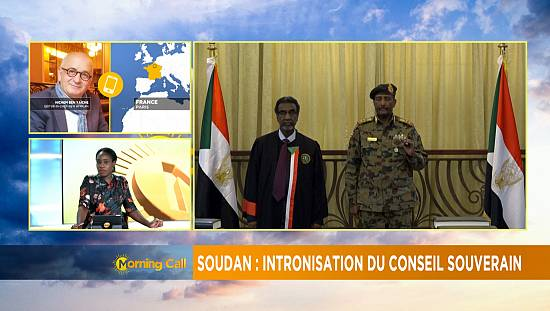 New era for Sudan with new govt [The Morning Call][The Morning Call]