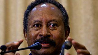 Sudanese celebrate new Prime Minister