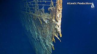 L'épave du Titanic est en train de disparaître