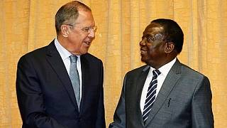 Le Zimbabwe et la Russie concluent plusieurs accords de coopération