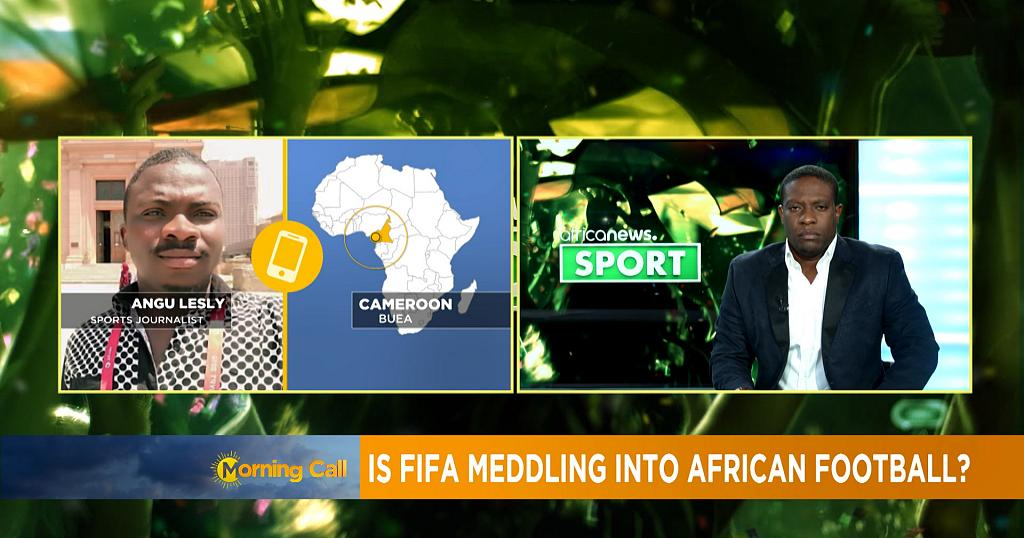 Is FIFA meddling too much into African football?