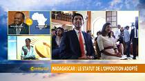 Madagascar : le statut de l'opposition adopté [The Morning Call]