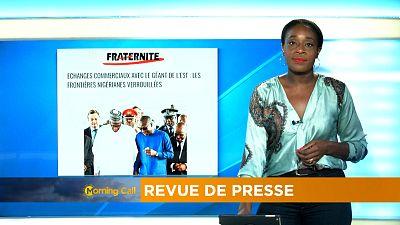 Le Nigeria ferme sa frontière avec le Bénin [The Morning Call]