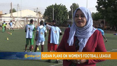 La première ligue de football féminin voit le jour au Soudan [The Morning Call]
