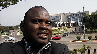 Le Gabon suspend l'accréditation du journaliste de RFI