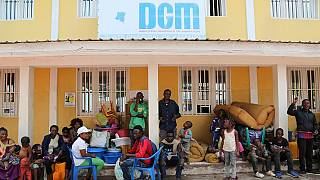 Des milliers de Congolais d'Angola rentrent en RDC