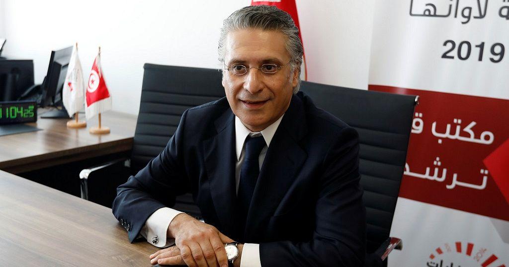 Tunisie : arrestation de Nabil Karoui, candidat à la présidentielle
