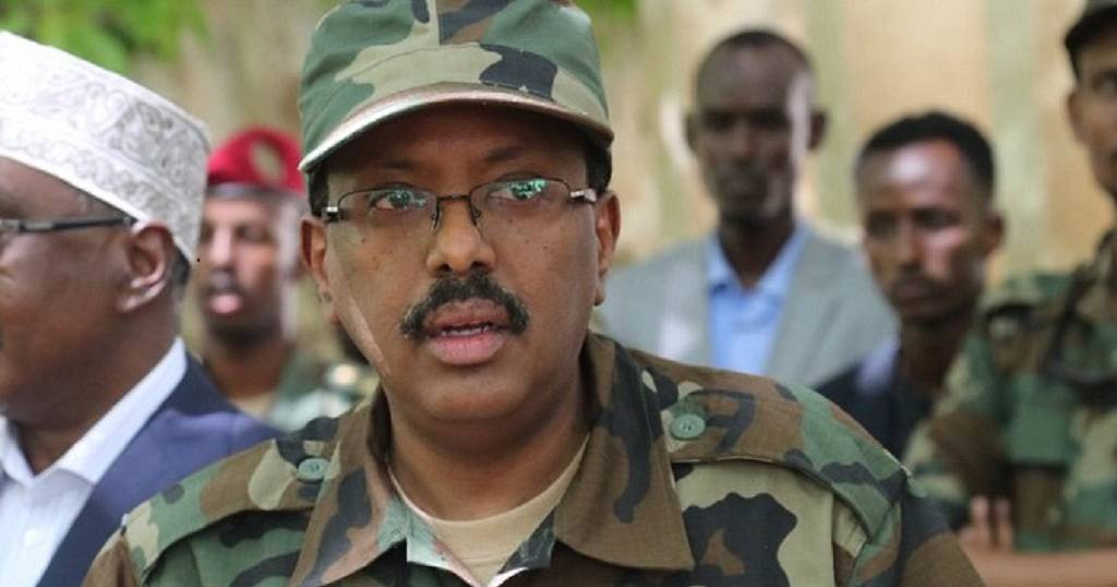 Somali president replaces security chiefs, appoints new Mogadishu mayor