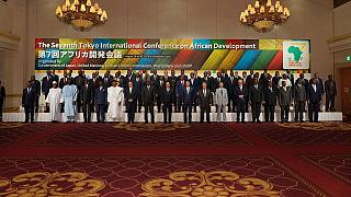 African leaders in Japan for 7th TICAD summit