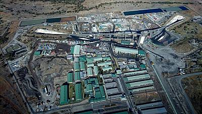 South Africa mine boasts highest rare earth grade