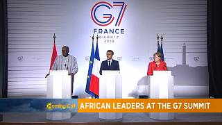 G7 meeting: African heads of state take part [The Morning Call]