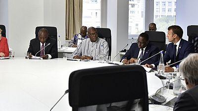 Sommet du G7 : l'Afrique plaide pour la stabilité en Libye