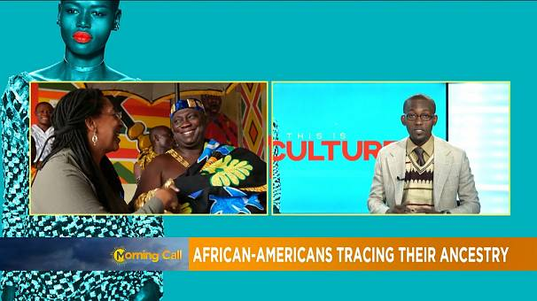 African-Americans tracing their ancestry [Culture]