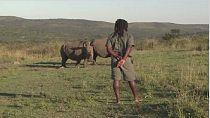 En Afrique du Sud, un ex-braconnier devient défenseur de Rhinocéros