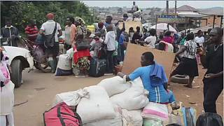 Uncertainty forces Cameroonians to flee over impending lockdown