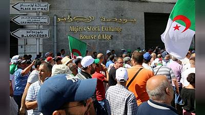 Algeria's economy impacted by six months of protests