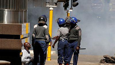 Les États-Unis s'insurgent contre la répression des opposants au Zimbabwe
