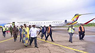 Uganda Airlines kick starts relaunch operations with Kenya trip