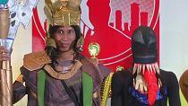 """Kenya : des artistes fiers d'être """"fous"""" de bandes dessinées"""