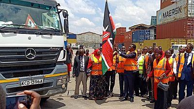 Kenya: un don chinois qui fâche des internautes