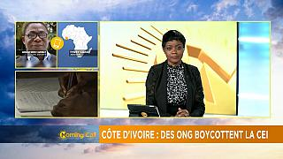 Côte d'Ivoire : la nouvelle CEI, face à un boycott collectif [Morning Call]