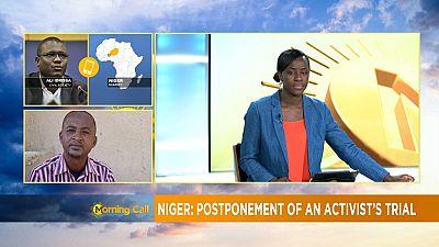 Niger : les ONG demandent l'abandon des charges contre un activiste [Morning Call]