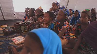 Over 1 million children out of school in west and central Africa due to conflict-U.N
