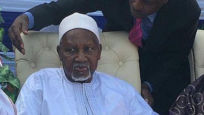 Gambia observes national funeral for first president, Dawda Jawara