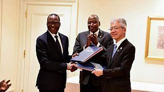 Accord pour l'implantation d'une usine Toyota en Côte d'Ivoire