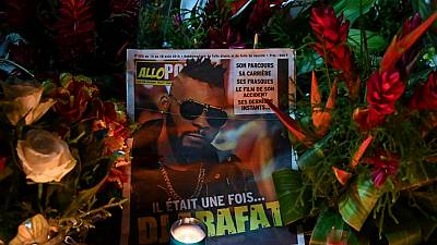 Ivory Coast holds national funeral for music icon, DJ Arafat [Video]