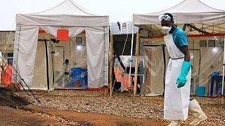 Congolese girl dies of Ebola in Uganda