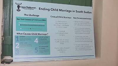 Soudan du sud : les femmes veulent plus d'égalité