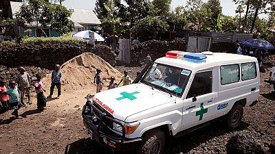 DR Congo Ebola death toll passes 2,000 mark