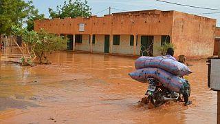 Risques d'inondation à Niamey, la population appelée à se préparer