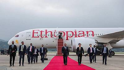 From South Korea to Japan, Ethiopia PM heads to Israel on official visit
