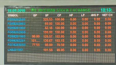 Nigeria : baisse des réserves de change