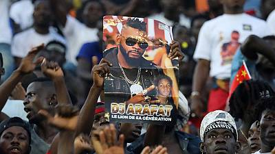 Ivorian authorities arrest 12 DJ Arafat fans who 'desecrated' his tomb