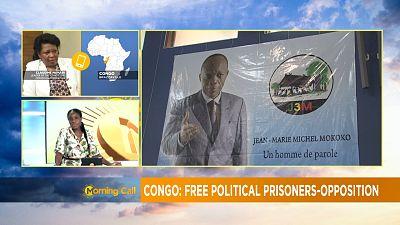 """Congo : l'opposition réclame une présidentielle sans """"prisonniers politiques"""" [The Morning Call]"""