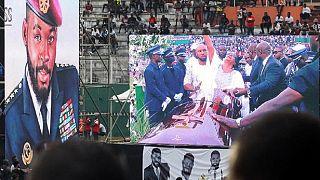 Côte d'Ivoire : enquête et interpellations après l'ouverture du cercueil de DJ Arafat