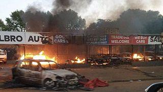 L'Afrique du Sud à nouveau victime d'une poussée de violences xénophobes