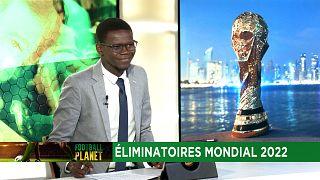 Les éliminatoires du Mondial 2022 lancées cette semaine