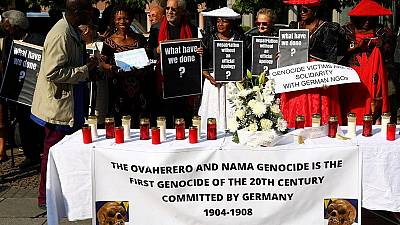 We committed genocide in Namibia: German minister